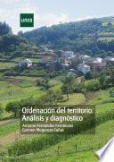 libro OrdenaciÓn Del Territorio: AnÁlisis Y DiagnÓstico