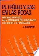 Petróleo Y Gas En Las Rocas