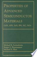 libro Properties Of Advanced Semiconductor Materials