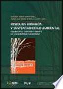 Residuos Urbanos Y Sustentabilidad Ambiental