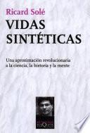 libro Vidas Sintéticas
