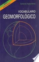 libro Vocabulario Geomorfológico