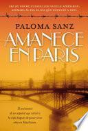 libro Amanece En París