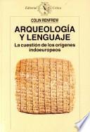 Arqueología Y Lenguaje