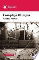 libro Complejo Olimpia