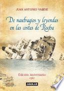 libro De Naufragios Y Leyendas En Las Costas De Rocha