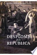 libro El Desplome De La República