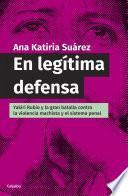 libro En Legítima Defensa