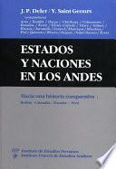 libro Estados Y Naciones En Los Andes