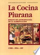 libro La Cocina Piurana