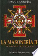 libro La Masonería Ii