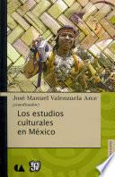 libro Los Estudios Culturales En México