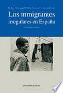 libro Los Inmigrantes Irregulares En España