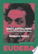 libro Neocapitalismo Y Comunicación De Masa