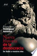 libro Nueva Historia De La Democracia