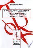 libro Perspectiva Histórica Y Problemas Actuales De La Institución Penitenciaria En España