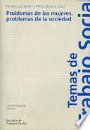 libro Problemas De Las Mujeres, Problemas De La Sociedad