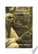 libro Pueblos De La Sierra Madre