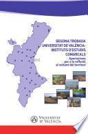 Segona Trobada Universitat De València   Instituts D Estudis Comarcals