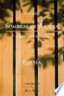 libro Sombras De Acacia