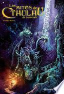 libro Los Mitos De Cthulhu De Lovecraft Por Esteban Maroto