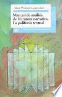 Manual De Análisis De Literatura Narrativa