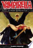 libro Vampirella De Pepe González