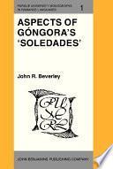 Aspects Of Góngora S  Soledades