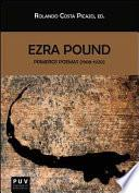 libro Ezra Pound