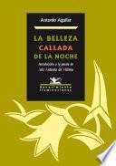 libro La Belleza Callada De La Noche