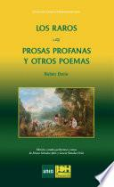 Los Raros Y Prosas Profanas Y Otros Poemas