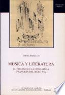 Musica Y Literatura