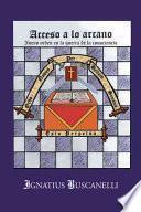libro Acceso A Lo Arcano