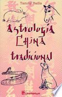 libro Astrologia China Tradicional