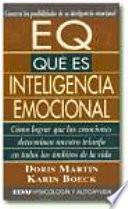 libro Eq. Qué Es Inteligencia Emocional