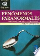 libro Fenómenos Paranormales