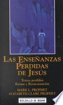 libro Las Ensenanzas Perdidas De Jesus