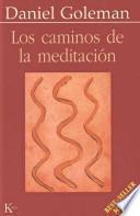 libro Los Caminos De La Meditación