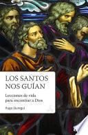 libro Los Santos Nos Guían