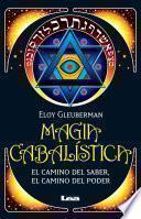 libro Magia Cabalística