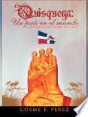 libro Quisqueya: Un País En El Mundo