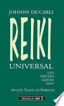 libro Reiki Universal