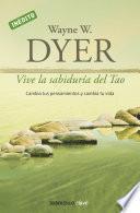 libro Vive La Sabiduría Del Tao