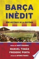libro Barça Inèdit
