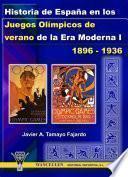 Historia De España En Los Juegos Olímpicos De Verano De La Era Moderna I (1896 1936)