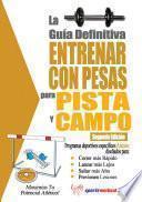 La Guía Definitiva   Entrenar Con Pesas Para Pista Y Campo