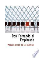 libro Don Fernando El Emplazado