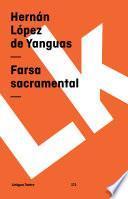 libro Farsa Sacramental