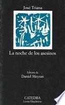 libro La Noche De Los Asesinos