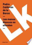libro Las Manos Blancas No Ofenden
